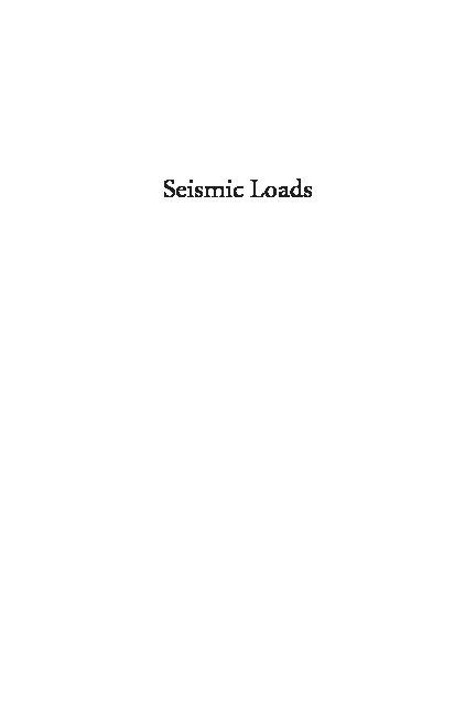 Lyatkher V M Seismic Loads Problema De Valor De Frontera Viscosidad Udocz